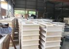 Processing export goods